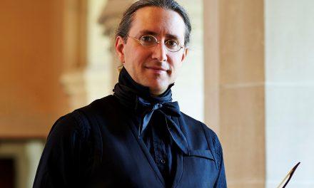 Olivier Brault en concert À la découverte du violon seul au 18e siècle