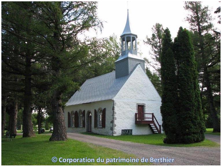 Appel de candidatures pour les journées de la culture à la Corporation du Patrimoine de Berthier
