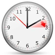 Changement d'heure : La vente ou le service des boissons alcooliques devront cesser à 2 h