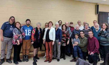 Élections générales de 2018: Flavie Trudel, de nouveau candidate pour Québec solidaire dans Joliette