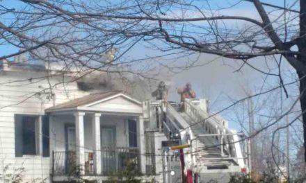 Incendie dans un immeuble à logement à Joliette