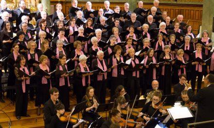 Concert anniversaire des Chanteurs de la Place Bourget le 5 mai