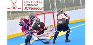 Tournoi de Dek hockey le 16 juin à Saint-Roch-l'Achigan