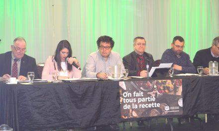 Marcel Papin réélu à la présidence de la FUPAL