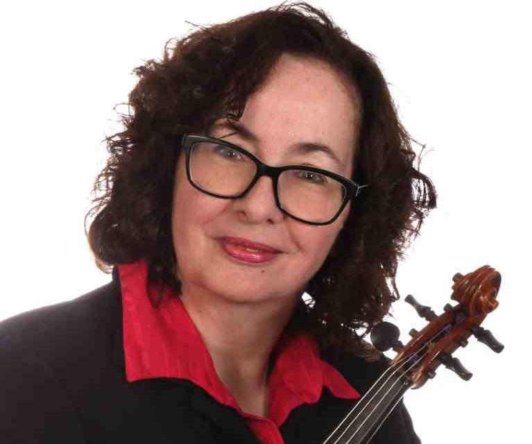 Joanne Ferland, honorée par l'École de musique Fernand-Lindsay !