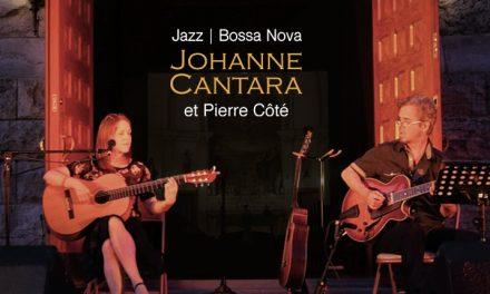 6 à 8 avec Johanne Cantara et Pierre Côté 4 mai au CRAPO