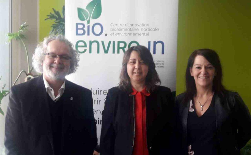 Le centre de recherche bioalimentaire du Cégep régional de Lanaudière à Joliette devient Bio.Enviro.In!