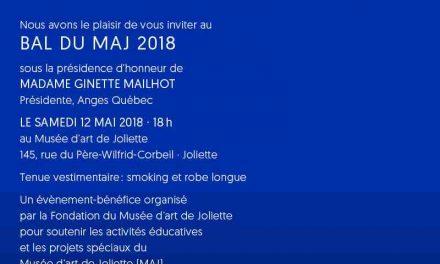 Le Bal du Musée d'art de Joliette : une soirée monochrome haute en couleur