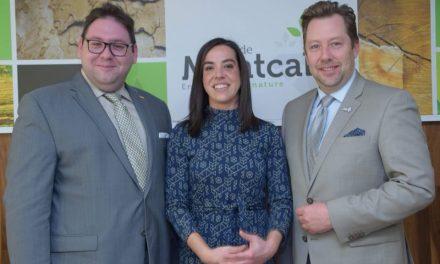 Octroi d'une aide financière destinée au développement culturel entre la MRC de Montcalm et le ministère de la Culture et des Communications