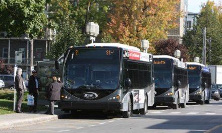 Rappel de la gratuité pour les circuits d'autobus urbains du Grand Joliette