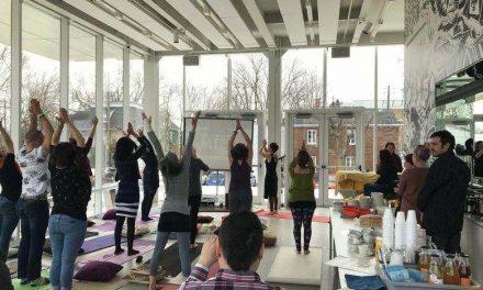 Transmutation du Yogathon en Karma Yogafest Lanaudière