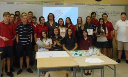 Des étudiants de l'Académie Antoine-Manseau développent la fibre entrepreneuriale