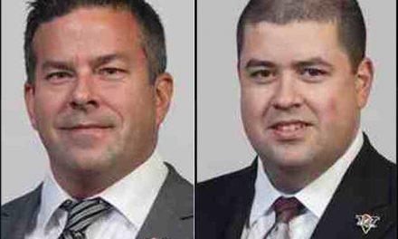 Steve Hartley et Stéphane Desroches obtiennent une promotion dans la LHJMQ à Drummondville