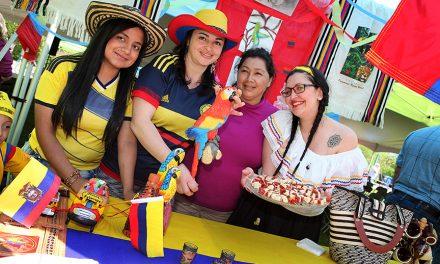 L'interculturalité en fête au parc Louis-Querbes!
