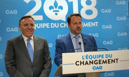 La CAQ dévoile ses candidats dans Joliette et dans Berthier