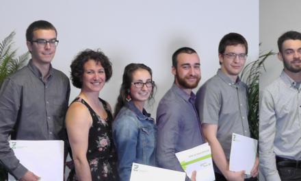 Plus de 15 000$ en bourses remises aux étudiants en Gestion et technologies d'entreprise agricole (GTEA)