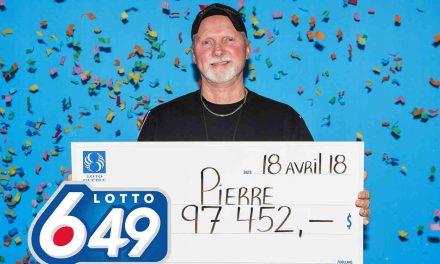 Un résident de Lanaudière va pouvoir se gâter grâce au Lotto 6/49