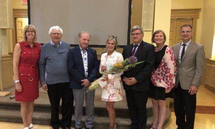 Prix d'excellence décerné à une intervenante de la DPJ de Lanaudière