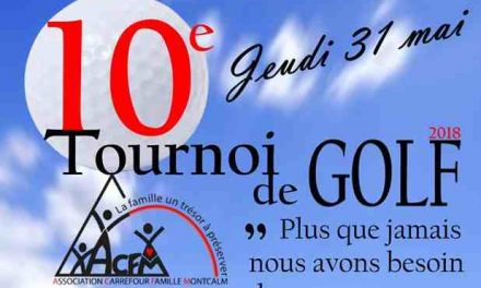 Tournoi de Golf de l'ACFM