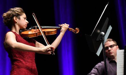 Le Duo Classique remporte la 1ère édition du  « Concours de musique de chambre » d'Opus 130