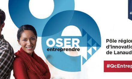 Sélection du pôle régional d'innovation dans Lanaudière