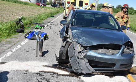 Un conducteur de VTT perd la vie