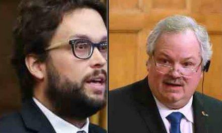 « Le Québec mérite mieux » -Luc Thériault et Gabriel Ste-Marie