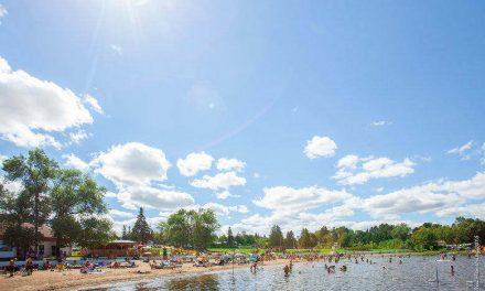La Grande Récréation vous donne rendez-vous à la plage municipale de Saint-Gabriel!