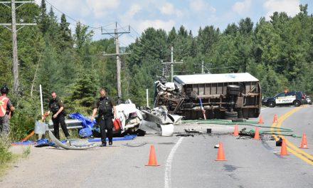 Collision mortelle à Chertsey
