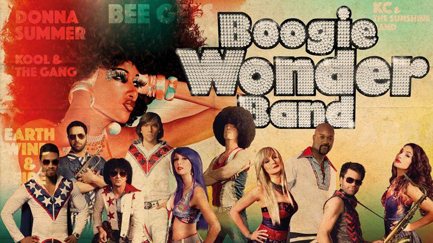 Le Boogie Wonder Band débarque à Saint-Gabriel!