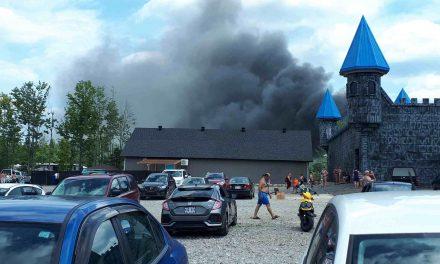 Le Complexe Atlantide évacué à la suite d'un incendie