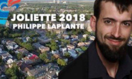 Philippe Laplante sera candidat pour le Parti Conservateur dans Joliette