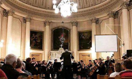 Un spectacle gratuit de la Sinfonia de Lanaudière fait des heureux à Lavaltrie !