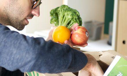 Retour des paniers de légumes au profit de  la Fondation pour la Santé du Nord de Lanaudière
