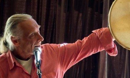 Les chemins du patrimoine vivant, causerie musicale avec Robert Seven Crows Bourdon le 19 août au CRAPO