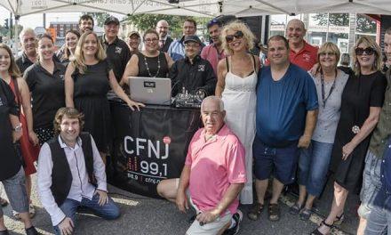 Lancement réussi pour les nouveaux studios de CFNJ à Joliette