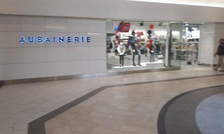 Un tout nouveau magasin Aubainerie revampé aux Galeries Joliette