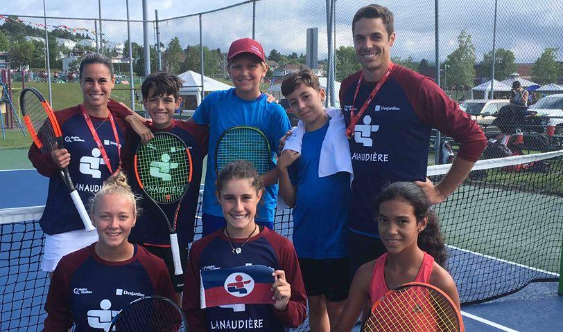 Jeux du Québec: les athlètes du Bloc 2 récoltent 9 médailles