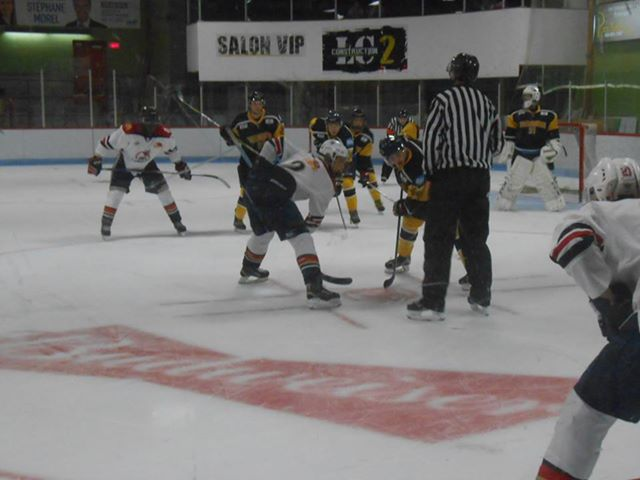 Hockey junior: début du camp des Prédateurs