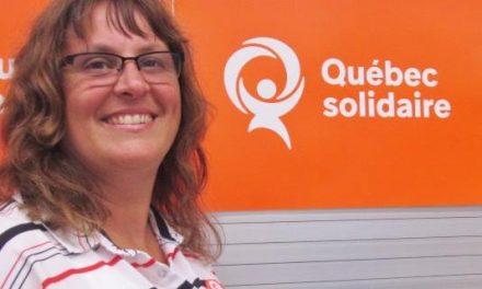 Judith Sicard souhaite améliorer les services de santé et les services sociaux dans la région