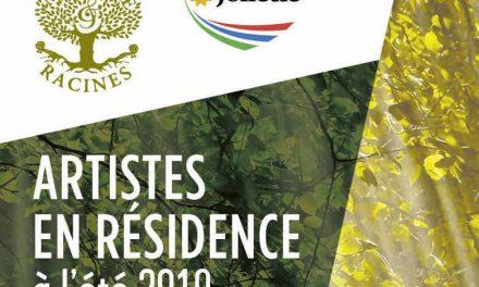 Appel de candidatures : Résidence d'artiste 2019