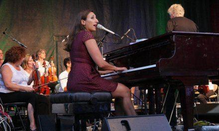 La Sinfonia de Lanaudière et Florence K offrent une soirée féérique aux Jeudi Musik'eau
