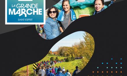 La Grande Marche dans sept villes et municipalités de Lanaudière