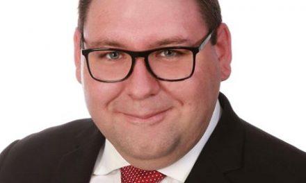 M. Pierre-Luc Bellerose, nommé Président de la Chambre de Commerce du Grand Joliette