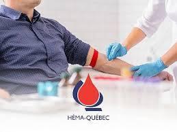 Collecte de sang à Saint-Félix-de-Valois