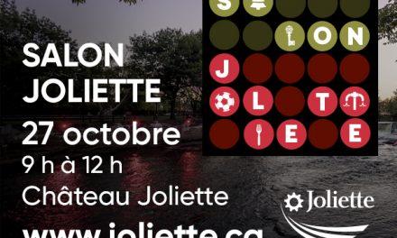 Salon Joliette : une invitation spéciale à tous les résidents