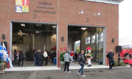 Saint-Jacques inaugure sa nouvelle caserne