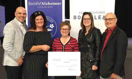 Succès du souper-spectacle bénéfice au profit de la Société de l'Alzheimer de Lanaudière