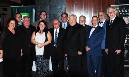 Franc succès du 11e  Grand Souper-Concert au bénéfice de La Sinfonia de Lanaudière