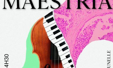 Maestria, le récit symphonique d'une violoniste et de son chirurgien au profit de la fondation